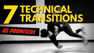 7 Technical Transitions To Expand Your Breaking
