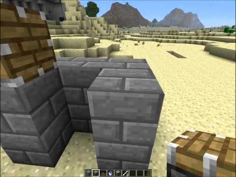 Minecraft Banyo Yapımı