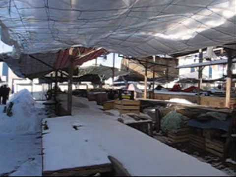 01.07.2010 Zaporizhya,Ukraine.24.01.2010.Central Market..wmv