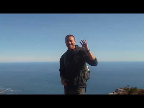 Josh/EJ – Table Mountain in Cape Town, South Africa Hike #32