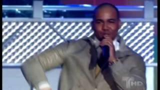 Wisin Y Yandel feat akon, aventura (latin billboard 2009)CALIDAD DVD HD . .