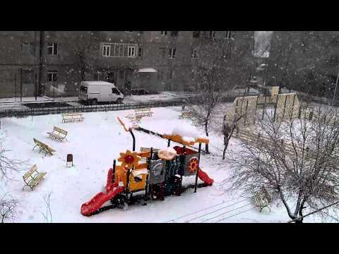 Снег,Snow