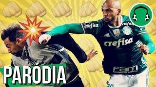 ♫ TRETA NA LIBERTADORES - Palmeiras x Peñarol | Paródia Ninguém é de Ferro - Wesley Safadão
