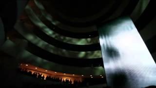 Plastikman at Guggenheim Museum