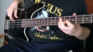 Gorillaz - Kids with Guns (Bass Cover)