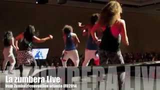 La zumbera Preformance Live!! by Edward Sanchez DRD