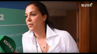 Université d'été CGEM : G. El Manjra : La femme, actrice du changement et créatrice de valeur pour notre pays