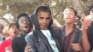 Obama Sings Love Me Like You Do