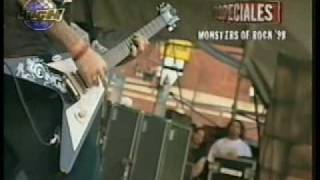 Soulfly  - Buenos Aires, Argentina 13-12-1998 - Eye for an Eye  (PRO-SHOT) (Velez Sarsfield Stadium)