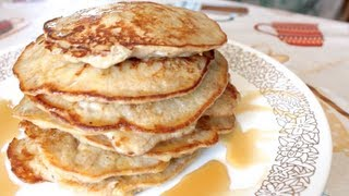 Flourless Banana Pancakes | Rule of Yum recipe