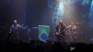 Max & Iggor Cavalera Return to Roots - Beneath the Remains Live HD @Melkweg, Amsterdam 09.06.2017