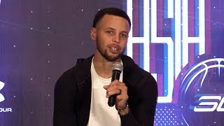 Not yet done: Curry determined to lead Warriors to more titles