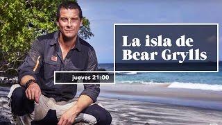 La Isla de Bear Grylls - Promo | Estreno en TEN