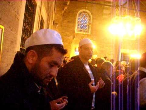 Eyup Sultan Sabah Namazı Duası