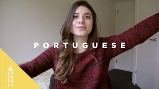 A Video in Portuguese