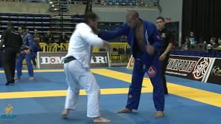Kron Gracie vs Carlos Ribeiro / Pan Championship 2012