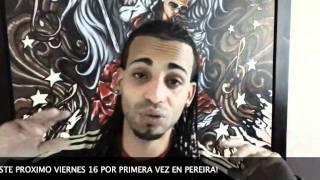 ARCANGEL PREPARADO PARA EL CONCIERTO DE PEREIRA.mov