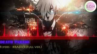 [nightcore] Flyers - BRADIO 데스 퍼레이드 Deth Parade