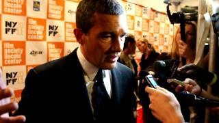 The Skin I live In Red Carpet Antonio Banderas NY Film Festival