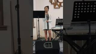Rise up cover by Rowena Songcuan