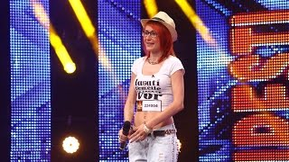 "David Guetta ft. Sia - ""Titanium"".  Vezi interpretarea solistei Beatrice Apostu, la X Factor!"