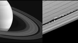 Ringe des Saturn von 'Unbekannten' gemacht? 👽