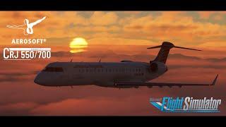 Aerosoft CRJ for Microsoft Flight Simulator gets hit with a delay