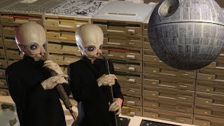 Star Wars Cantina Band on FLOPPOTRON