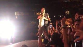 "Bruce Springsteen Madrid 2016 - ""Waitin' on a Sunny Day"" grabado en HD desde el pit"