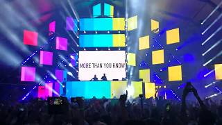 Axwell/\Ingrosso - More Than You Know (closing set) Nameless
