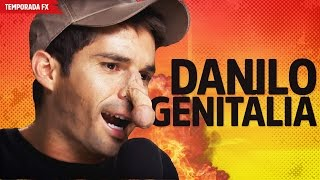 Danilo Genitalia Stand Up in Vaticano
