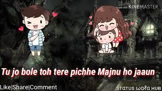 Aao Na Kabhi Haveli Pe🏚️_What'sapp Status Song