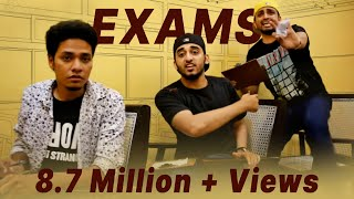 Types of Students & Teachers during Exams l The Baigan Vines