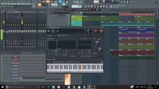 Rae Sremmurd – Black Beatles Ft  Gucci Mane FLP FL Studio 12+VST Remake By Beatz Maker