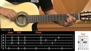 Videoaula Sorri (Smile) (aula de violão completa)