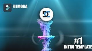 Wondershare Filmora Intro template | Free Download Link | Intro #1