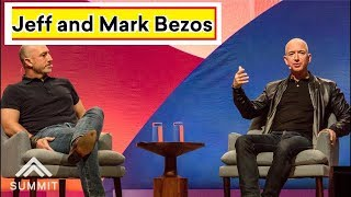 Rare interview of Jeff Bezos about Scaling ,groiing up and secrets to success