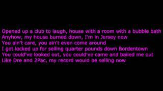 Young Zee - Dear Shady (Reply to Eminem) (Lyrics On Screen)