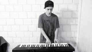 Stay With Me - Sam Smith (Benjamin Depasquali Piano Cover)