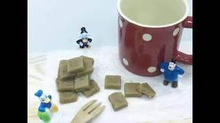 童年零食 - 牛奶糖 只要微波爐 簡單做出童年好滋味