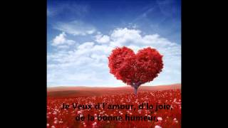 ZAZ- Je veux- lyrics