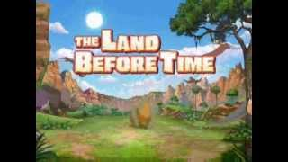 The Land Before Time Tv Series Intro - With House Of Anubis Theme