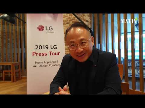 Video : LG brigue le leadership au Maroc d'ici 2 ans