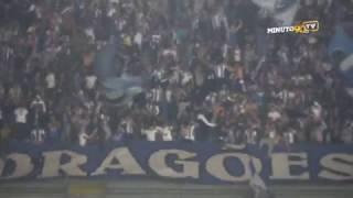 SUPER DRAGÕES | LOUCURA TOTAL MOMENTO DO GOLO | SC Braga 1-1 FC Porto - MINUTO90 TV