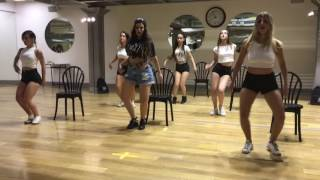 Ponteme coreografia