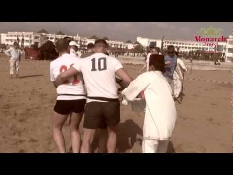 Team-Building in Morocco