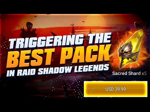 How to Get the Best Pack in Raid Shadow Legends