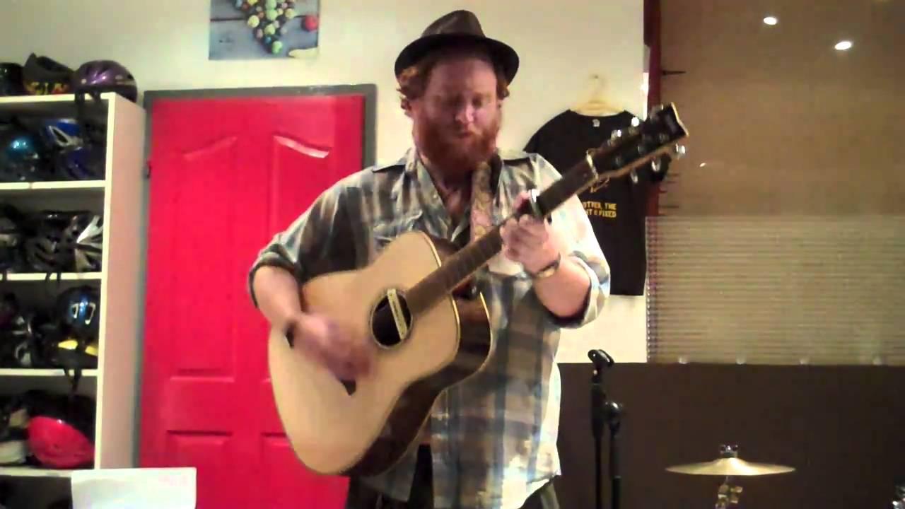 E.W. Harris - Old Hammerhands Unplugged @ Treehugger Dan's
