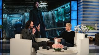 Keanu Reeves Kicked a Person HERE While Filming 'John Wick: Chapter 3'