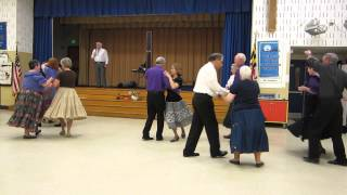 "56 HENRY FERREE SINGS ""OKLAHOMA"" AT PRETTYBOY SWINGERS SQUARE DANCE CLUB"